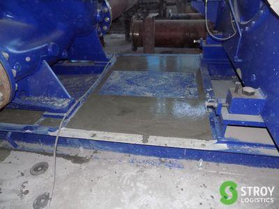 Устройство фундаментов под оборудование. Фото 3