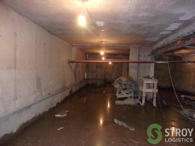 Гидроизоляция подвалов и резервуаров спб клеевая мастика гарант плюс