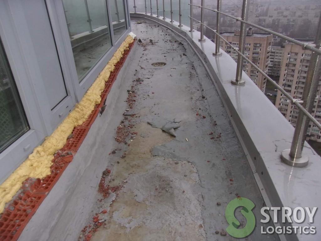Гидроизоляция балкона своими руками: этапы, материалы, инстр.